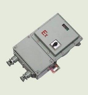 防爆综合电磁起动器
